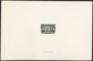 Sale Number 1159, Lot Number 198, 1893 Columbian Issue (Scott 230-245)1c-$5.00 Columbian, Large Die Proofs on Card (230P1-245P1), 1c-$5.00 Columbian, Large Die Proofs on Card (230P1-245P1)