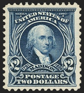Sale Number 1159, Lot Number 217, 1902-08 Issues, Louisiana Purchase Issue (Scott 300-322, 327)$2.00 Dark Blue (312), $2.00 Dark Blue (312)