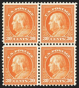 Sale Number 1162, Lot Number 540, 1917-19 Issues (Scott 481-524)5c-30c 1917-19 Issue (504, 511, 512, 512a, 513, 516), 5c-30c 1917-19 Issue (504, 511, 512, 512a, 513, 516)