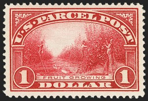 Sale Number 1162, Lot Number 766, Parcel Post (Q)$1.00 Parcel Post (Q12), $1.00 Parcel Post (Q12)