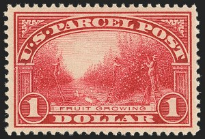 Sale Number 1162, Lot Number 767, Parcel Post (Q)$1.00 Parcel Post (Q12), $1.00 Parcel Post (Q12)