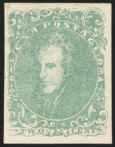 Sale Number 1162, Lot Number 828, Confederate States2c Green (3), 2c Green (3)