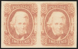 Sale Number 1162, Lot Number 832, Confederate States2c Brown Red (8), 2c Brown Red (8)