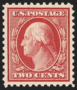 Sale Number 1163, Lot Number 394, 1917-19 Issues (Scott 481-524)2c Carmine (519), 2c Carmine (519)
