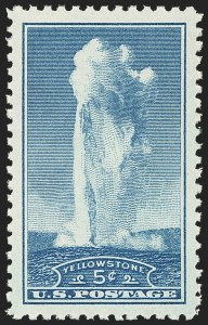 Sale Number 1163, Lot Number 470, 1925 and Later Issues (Scott 627-893)1c-10c National Parks (740-749), 1c-10c National Parks (740-749)