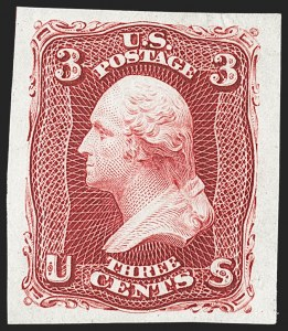 Sale Number 1166, Lot Number 507, Essays, Proofs and Specimens1c-90c 1861 Issue, Plate Proofs on India (63P3, 65P3, 66P3, 76P3, 68P3, 69P3, 78P3, 71P3, 72P3), 1c-90c 1861 Issue, Plate Proofs on India (63P3, 65P3, 66P3, 76P3, 68P3, 69P3, 78P3, 71P3, 72P3)