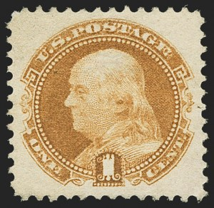 Sale Number 1166, Lot Number 731, 1869 Pictorial Issue (Scott 112-122)1c Buff (112), 1c Buff (112)