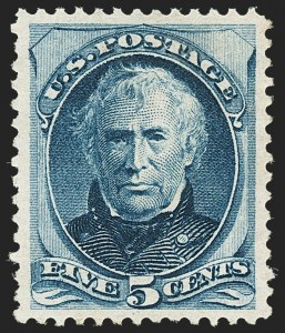 Sale Number 1166, Lot Number 794, 1875-88 Bank Note Co. Issues (Scott 178-218)5c Blue (179), 5c Blue (179)
