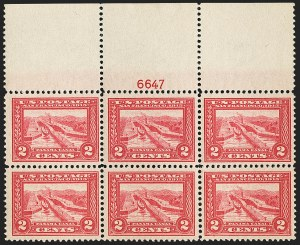 Sale Number 1166, Lot Number 992, 1913-15 Panama-Pacific Issue (Scott 397-404)1c-2c Panama-Pacific (397-398, 401), 1c-2c Panama-Pacific (397-398, 401)
