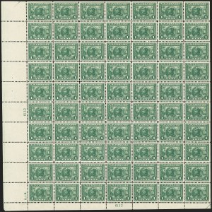 Sale Number 1166, Lot Number 994, 1913-15 Panama-Pacific Issue (Scott 397-404)1c Panama-Pacific (397), 1c Panama-Pacific (397)