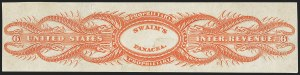 Sale Number 1173, Lot Number 2166, James and William SwainJames Swaim, 6c Orange, Old Paper, Imperforate, Without Signature (RS231af), James Swaim, 6c Orange, Old Paper, Imperforate, Without Signature (RS231af)