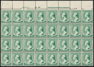 Sale Number 1175, Lot Number 511, 1870-88 Bank Note Issues (Scott 134-218)2c Green (213), 2c Green (213)