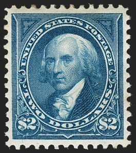 Sale Number 1179, Lot Number 2299, 1894-98 Bureau Issues (Scott 246-282)$2.00 Bright Blue (277), $2.00 Bright Blue (277)