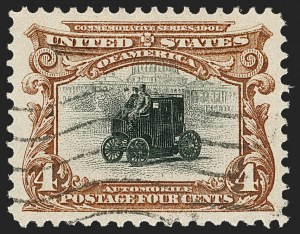 Sale Number 1179, Lot Number 2336, 1901 Pan-American Issue (Scott 294-299)4c Pan-American (296), 4c Pan-American (296)