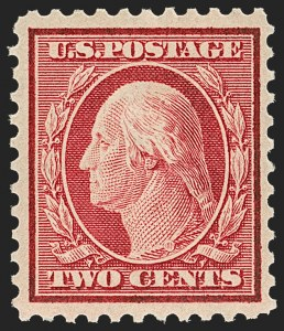 Sale Number 1179, Lot Number 2408, 1916-23 Issues (Scott 462-524)2c Carmine (519), 2c Carmine (519)