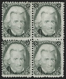 Sale Number 1180, Lot Number 137, 1867-68 Grilled Issue (Scott 79-101)2c Black, E. Grill (87), 2c Black, E. Grill (87)