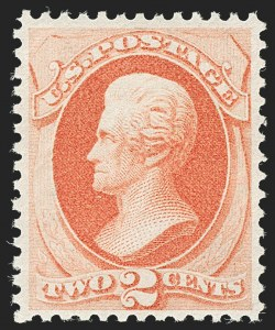 Sale Number 1180, Lot Number 236, 1879 American Bank Note Co. Issue (Scott 182-191)2c Vermilion (183), 2c Vermilion (183)