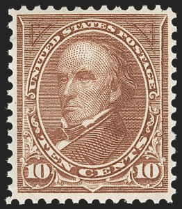 Sale Number 1180, Lot Number 290, 1894-98 Bureau Issues (Scott 246-282C)10c Brown, Ty. I (282C), 10c Brown, Ty. I (282C)