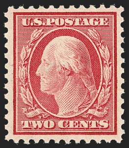 Sale Number 1180, Lot Number 379, 1917-19 Issues (Scott 481-524)2c Carmine (519), 2c Carmine (519)