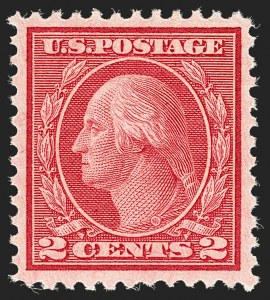 Sale Number 1180, Lot Number 388, 1918-20 Issues (Scott 525-550)2c Carmine Rose, Ty. III, Rotary (546), 2c Carmine Rose, Ty. III, Rotary (546)