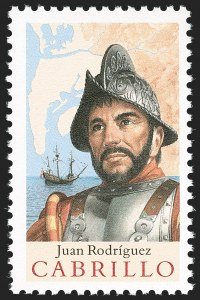 Sale Number 1180, Lot Number 406, Modern Errors29c Juan Rodriquez Cabrillo, Black Engraved Omitted (2704a), 29c Juan Rodriquez Cabrillo, Black Engraved Omitted (2704a)