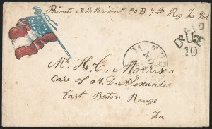 Sale Number 1186, Lot Number 578, Patriotics-Handstamped Paid and Due MarkingsTudor Hall Va. Nov. 21 1861, Tudor Hall Va. Nov. 21 1861
