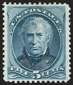 Sale Number 1187, Lot Number 283, 1875 Continental Bank Note Co. Issue (Scott 178-179)5c Blue (179), 5c Blue (179)