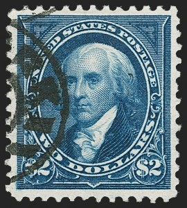 Sale Number 1187, Lot Number 408, 1894-98 Bureau Issues (Scott 246-284)$2.00 Bright Blue (277), $2.00 Bright Blue (277)