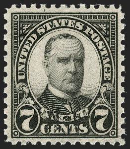Sale Number 1187, Lot Number 675, 1922-29 and Later Issues (Scott 551-forward)7c Nebr. Ovpt. (676), 7c Nebr. Ovpt. (676)