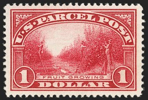 Sale Number 1187, Lot Number 769, Parcel Post$1.00 Parcel Post (Q12), $1.00 Parcel Post (Q12)