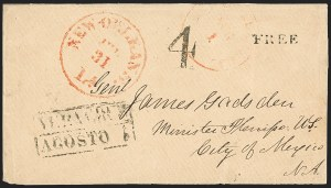 Sale Number 1189, Lot Number 1010, U.S. Military Occupation,