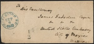 Sale Number 1189, Lot Number 1012, U.S. Military Occupation,