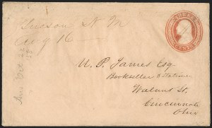 Sale Number 1189, Lot Number 1024, Early Mail and Expresses,