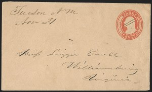Sale Number 1189, Lot Number 1026, Early Mail and Expresses,