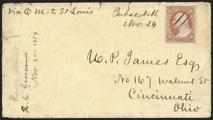 Sale Number 1189, Lot Number 1062, Arizona Area of New Mexico Territory,