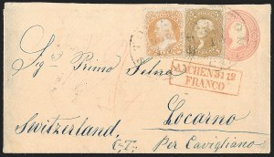 Sale Number 1191, Lot Number 2176, 5c 1861-68 Issues Specialized Collection: Buff Shades (Scott 67)5c Brown Yellow (67a), 5c Brown Yellow (67a)