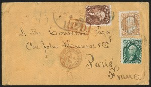 Sale Number 1191, Lot Number 2190, 5c 1861-68 Issues Specialized Collection: Red Brown Shades (Scott 75)5c Red Brown (75), 5c Red Brown (75)