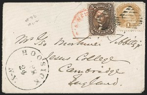 Sale Number 1191, Lot Number 2221, 5c 1861-68 Issues Specialized Collection: Brown Shades (Scott 76, 95)1c Buff (112), 1c Buff (112)