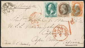 Sale Number 1191, Lot Number 2310, 10c 1870-82 Bank Note Issues Specialized Collection (Scott 150, 161), cont.3c Green, 10c Brown, 15c Yellow Orange (158, 161, 163), 3c Green, 10c Brown, 15c Yellow Orange (158, 161, 163)