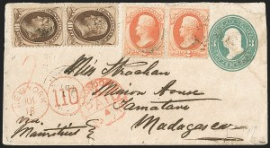 Sale Number 1191, Lot Number 2312, 10c 1870-82 Bank Note Issues Specialized Collection (Scott 150, 161), cont.10c Brown (161), 10c Brown (161)