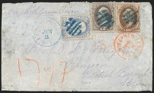 Sale Number 1191, Lot Number 2322, 10c 1870-82 Bank Note Issues Specialized Collection (Scott 150, 161), cont.10c Brown (150), 10c Brown (150)