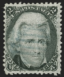 Sale Number 1192, Lot Number 177, 1867-68 Grilled Issue (Scott 79-101)2c Black, D. Grill (84), 2c Black, D. Grill (84)