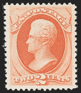 Sale Number 1192, Lot Number 264, 1879-88 American Bank Note Co. Issues (Scott 182-218)2c Vermilion (183), 2c Vermilion (183)