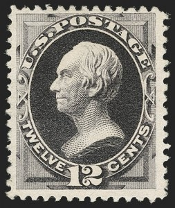 Sale Number 1192, Lot Number 269, 1879-88 American Bank Note Co. Issues (Scott 182-218)12c Blackish Purple, Special Printing (198), 12c Blackish Purple, Special Printing (198)