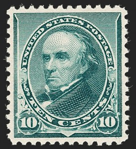Sale Number 1192, Lot Number 293, 1890-93 Issue (Scott 219-229)10c Green (226), 10c Green (226)