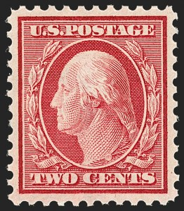 Sale Number 1192, Lot Number 580, 1917-19 Issues (Scott 481-524)2c Carmine (519), 2c Carmine (519)