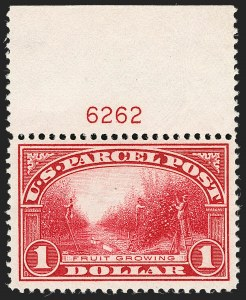 Sale Number 1192, Lot Number 769, Parcel Post$1.00 Parcel Post (Q12), $1.00 Parcel Post (Q12)