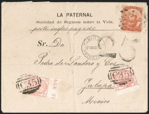 "Sale Number 1193, Lot Number 1560, Great Britain Stamps Used in Panama - ""C35""BRITISH POSTAL AGENCY, Panama, 1874, 3p Rose (A98; SG Z82), BRITISH POSTAL AGENCY, Panama, 1874, 3p Rose (A98; SG Z82)"