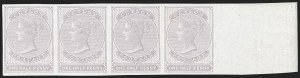 Sale Number 1194, Lot Number 2228, Cayman Islands thru CeylonCEYLON, 1858, -1/2p Lilac (14; SG 17), CEYLON, 1858, -1/2p Lilac (14; SG 17)