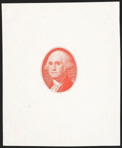 Sale Number 1195, Lot Number 296, Essays for Re-Use Prevention: Bi-Colored EssaysNational Bank Note Co., (Unstated Value) Vignette Die Essay on White Glazed (79-E35e), National Bank Note Co., (Unstated Value) Vignette Die Essay on White Glazed (79-E35e)